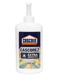 Cola Branca Cascorez 250G