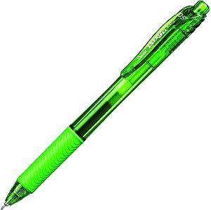 Caneta Pentel 0.5 Energel Bln105 Verde Claro