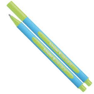 Caneta Schneider 1.6 Slider Edge Xb Verde Claro