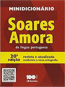 Minidicionário Saraiva Soares Amora Português