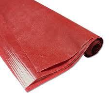 Carbono para Tecido Vermelho Unidade