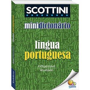 Minidicionário Todo Livro Português + 20.000 Verbetes
