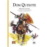 Dom Quixote - Editora Ática