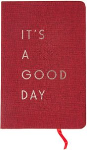 Caderno de Anotações Maxprint It´s a Good Day Max Marsala