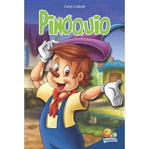 Classic Stars: Pinóquio - Ed. Todo Livro