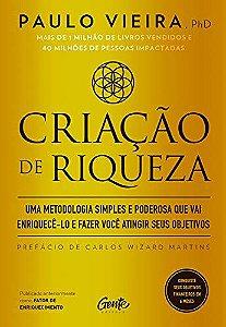 Criação De Riqueza - Editora Curitiba