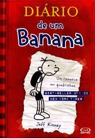 Diário de um Banana 1 - Um Romance em Quadrinhos - Curitiba