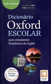 Dicionário Oxford Inglês/Português + 69.000 Verbetes