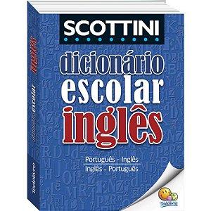 Dicionário Todo Livro Inglês + 30.000 Verbetes
