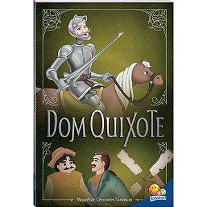 Dom Quixote - Editora Todo Livro