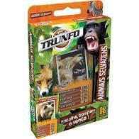 Trunfo Animais Selvagens Grow 32 cartas