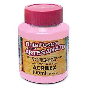 Tinta Pva Acrilex Fosca Rosa Bebe 100Ml