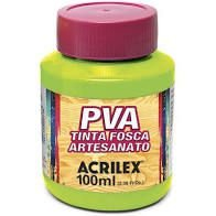 Tinta Pva Acrilex Fosca Verde Maça 100Ml