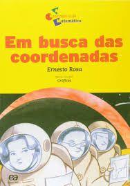 Em Busca Das Coordenadas - Editora Ática