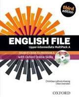 English File Upper Intermediate Student Book - Oxford