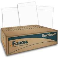 Envelope Branco 240X340mm Foroni caixa com 250 unidades