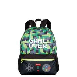 Mochila Sestini Costas 21M Plus Game Over - Colorido