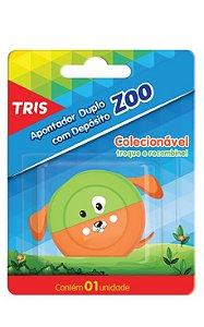 Apontador Tris Zoo Dog com Depósito