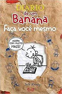 Diário de um Banana - Faça você mesmo - Editora Curitiba