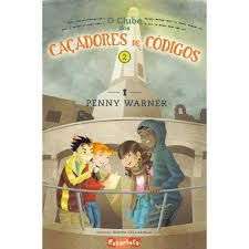 O Clube dos Caçadores de Códigos - Vol 2 - Editora Curitiba