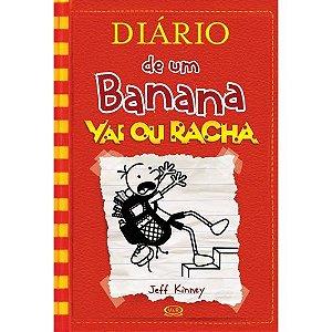 Diário de um Banana 11 - Vai ou Racha - Editora Curitiba