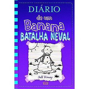 Diário de um Banana 13 - Batalha Naval - Editora Curitiba