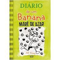 Diário de um Banana 8 - Maré de Azar - Editora Curitiba