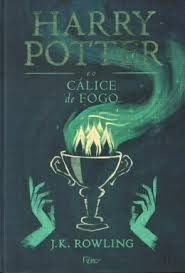 Harry Potter 4 - Cálice De Fogo - Curitiba Capa Nova