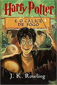Harry Potter 4 - Cálice De Fogo - Editora Curitiba