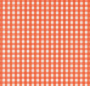 Papel Dupla Face Xadrez Vermelho/Branco Premiatta 48x66cm