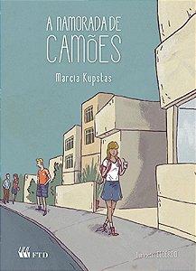 A Namorada De Camões - Editora Ftd