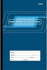 Movimento Do Caixa São Domingos 203X305mm 100 folhas