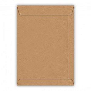 Envelope Kraft 162X229mm Foroni caixa com 250 unidades