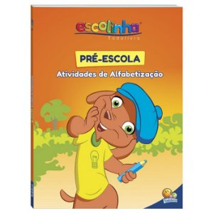 Escolinha Pré Escola - Editora Todo Livro