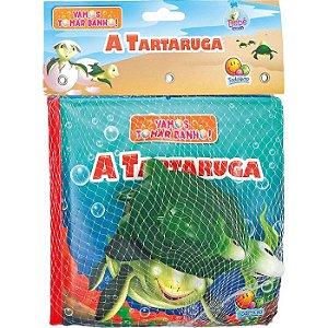 Vamos Tomar Banho: A Tartaruga - Editora Todo Livro