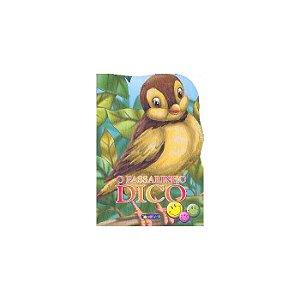 Animais Recortados O Passarinho Dico - Editora Todo Livro