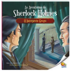 Sherlock Holmes O Intérprete Grego - Todo Livro