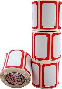 Etiqueta Preço 3M Scotch 19x29MM 225 Etiquetas