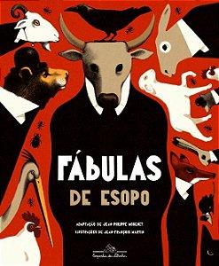 Fábulas De Esopo - Editora Cia Das Letrinhas