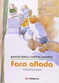 Faca Afiada - Editora Moderna