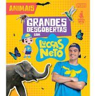 Grandes Descobertas com Luccas Neto - Animais - Curitiba