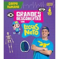 Grandes Descobertas Luccas Neto Corpo Humano - Curitiba
