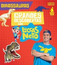 Grandes Descobertas Luccas Neto Dinossauros - Curitiba