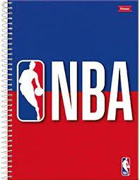 Caderno Foroni 10X1 NBA 200 folhas
