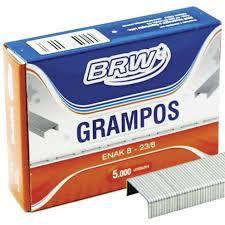 Grampo Brw 23/8 com 5000 Unidades
