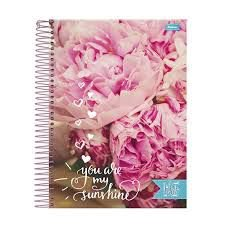 Caderno Foroni 10X1 Like It You Are My 200 folhas