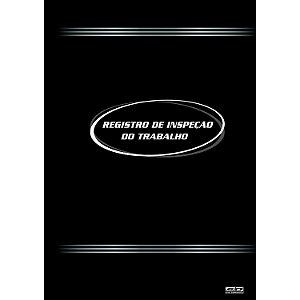 Registro De Inspeção São Domingos 215X315mm 50 folhas