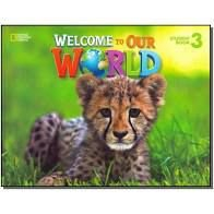Welcome to Our World 3 Student Book - Learning
