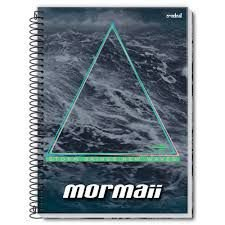 Caderno Credeal 10X1 Mormaii Storm Brings New 200 folhas