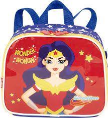 Lancheira Sestini Wonder Woman